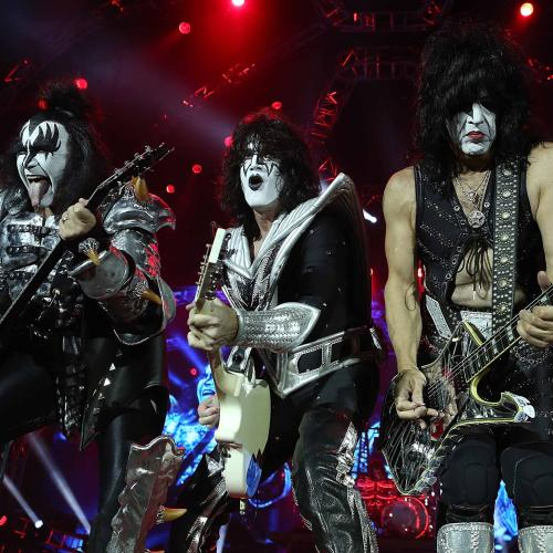 KISS Scheduled To Release Biopic Just Before Final Concert Ever