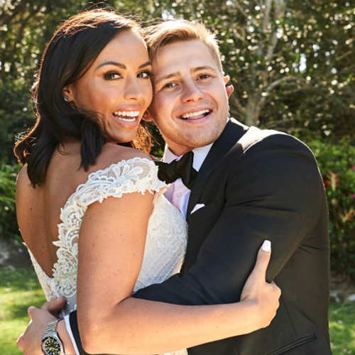 Footage Surfaces Of MAFS' Mikey On Home & Away