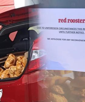 Red Rooster Shuts Two Aussie Stores After Images Showing Dodgy Food Practices Surface