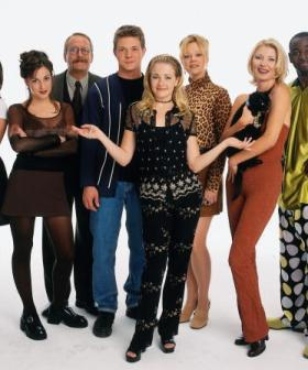 The Cast Of 'Sabrina The Teenage Witch' Just Reunited!