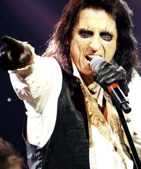 """It's Not Even In My Vocabulary"": Alice Cooper Isn't Retiring Anytime Soon!"