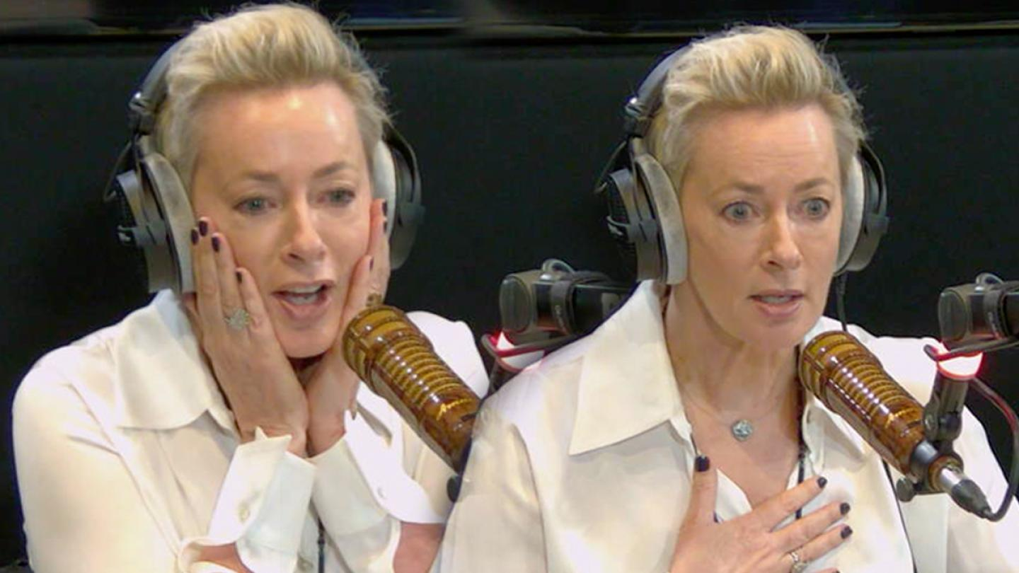 Amanda Keller's Very Special Birthday Message From Her Idol