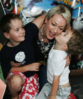 Amanda Keller's Emotional Retelling Of Her Son Liam's First Day At University
