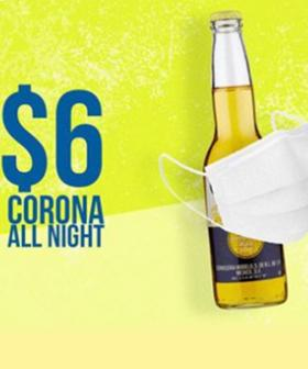 Aussie Bar Hosted A Coronavirus-Themed Night With Free Face Masks