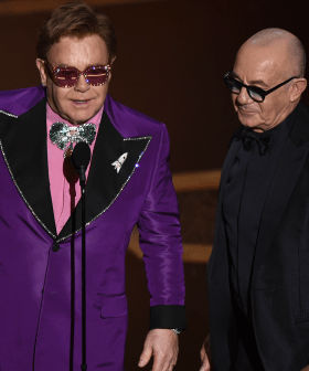 Elton John Wins Academy Award For Rocketman