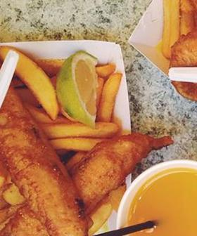 One Man's Theory About How We Have Been Eating Fish & Chips Wrong Has Left Everyone Confused