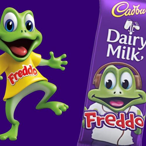Cadbury's Freddo Frogs Disappearing From Packs For A Good Cause