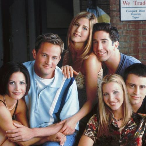 It's Happening: Friends Reunion Is On Its Way