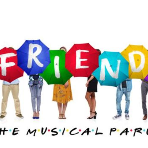 'FRIENDS' The Musical Is Coming To Sydney