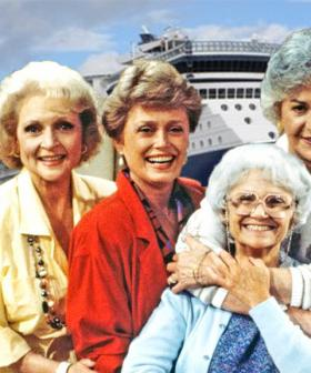 A 'Golden Girls' Themed Cruise Filled With Cheesecake Is Happening!