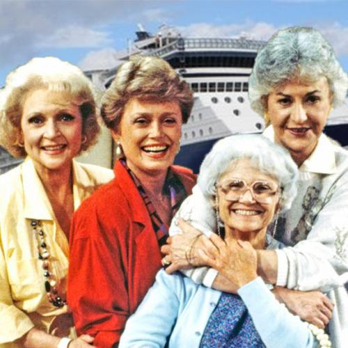 Bon Voyage! A 'Golden Girls' Themed Cruise Filled With Cheesecake Actually Exists