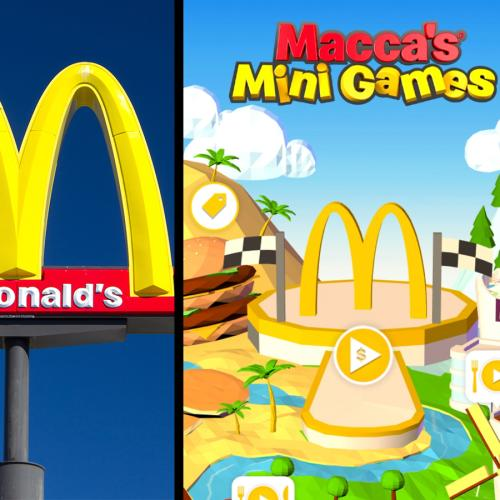 McDonald's Has Launched Mini Games For Your Phone That Lets You Win Instant Prizes
