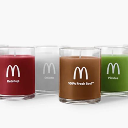 McDonalds Is Releasing Quarter Pounder Scented Candles