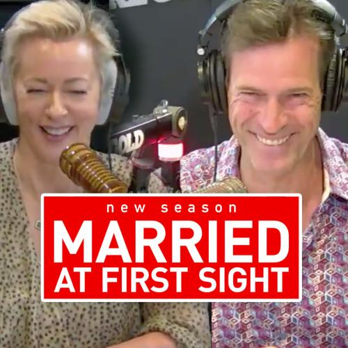 """Ridiculous!"": Jonesy & Amanda Reflect On 'Married At First Sight'"