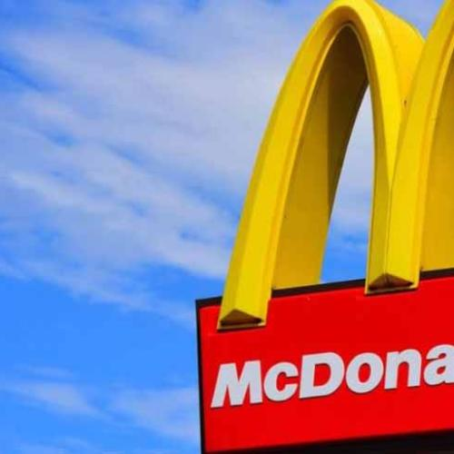 Fast Food Chaos As Aussie Teens Trash McDonalds Restaurant