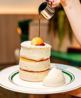 Super Fluffy Japanese Pancakes Are Now Available In Sydney!