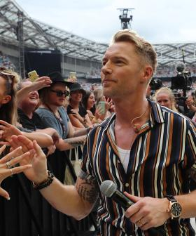 """It Was Heartbreaking, Devastating!"": Ronan Keating On The Devastating Australian Bushfires"