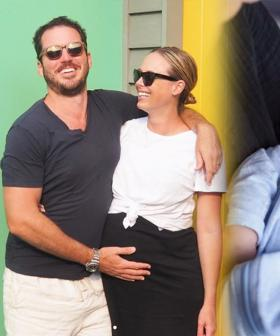 Sylvia Jeffreys Has Given Birth To A Beautiful Baby Boy With Peter Stefanovic