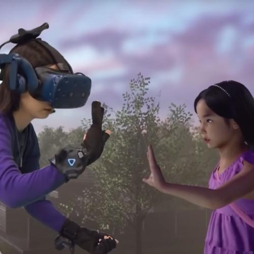 Mother 'Reunites' With Dead Daughter Using Virtual Reality