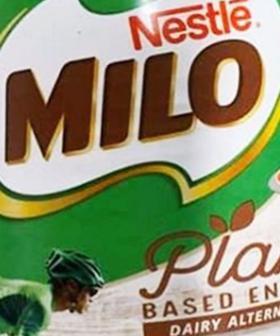 Vegan Milo Has Hit The Shelves!