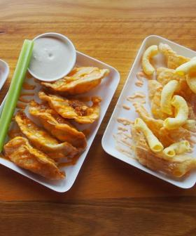 Where To Find Mac And Cheese Gyoza In Sydney!