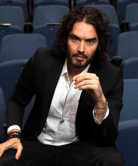 Russell Brand Cancels Perth Gig Over Coronavirus