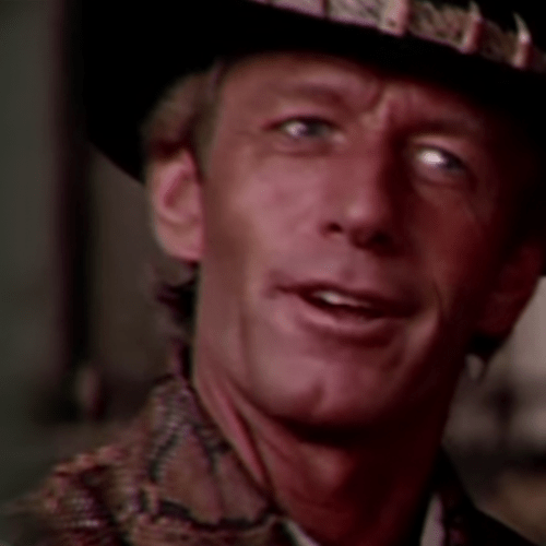 Here's Your FIRST LOOK At The New Crocodile Dundee Film
