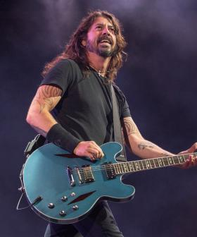 Dave Grohl Confirms The Foo Fighters Have Finished Their New Album