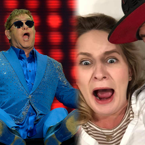 Elton John's Touching Gift After NSW Woman Goes Into Labour During His Show