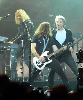 Bon Jovi Keyboardist Tests Positive For Coronavirus