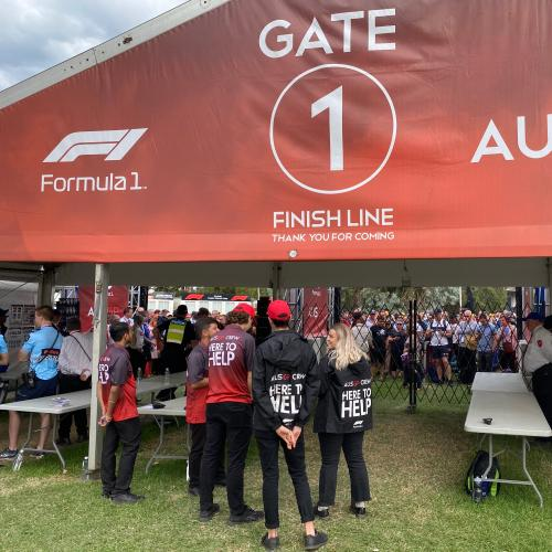 Formula 1 Grand Prix In Melbourne Formally Cancelled