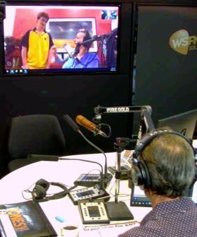 Amanda Keller's Son Jack Gatecrashes The Show During Her Self-Isolation