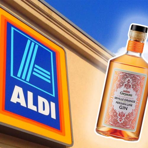 ALDI Is Selling The World's Best Gin For Cheap As Chips