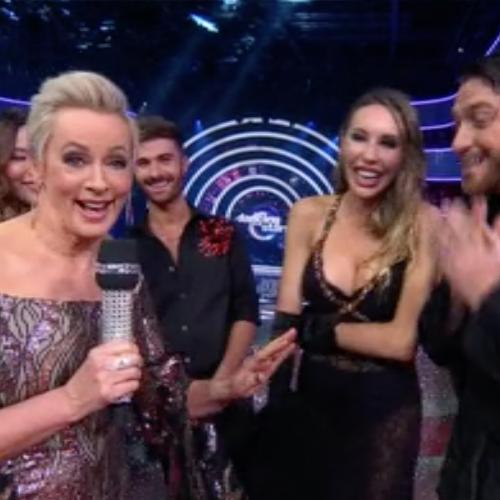 The Moment Amanda Keller STOLE THE SHOW On Last Night's 'Dancing With The Stars'
