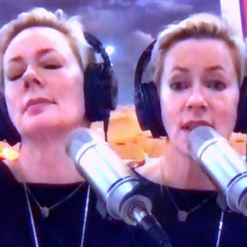 Amanda Keller Is Broadcasting From Home Again For A Very Important Reason