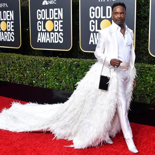 Billy Porter Will Play A Genderless Fairy Godmother In Live Action Cinderella Remake