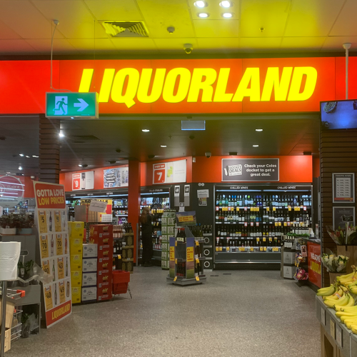 Your Local Liquorland Is Set To Get A Very Fancy Overhaul