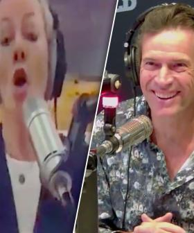 """""""That Stresses Me Enormously"""": Jonesy Reads Amanda Keller's Private Diary While She Is In Self-Isolation"""