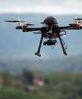 WA Police Use Drones To Enforce Social Distancing Rules