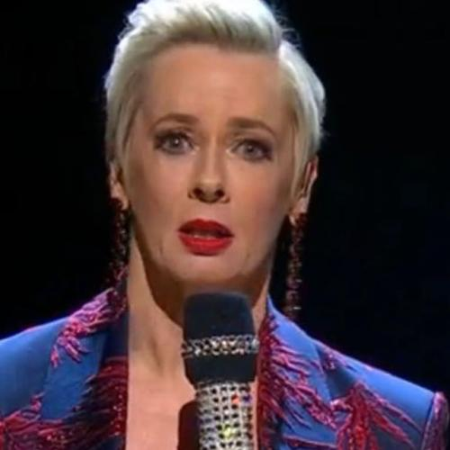 The Awkward Moment Amanda Keller Had To Cross To Scott Morrison's Press Conference During DWTS