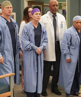 Grey's Anatomy Is FINALLY Returning To Production After 6-Month Shutdown