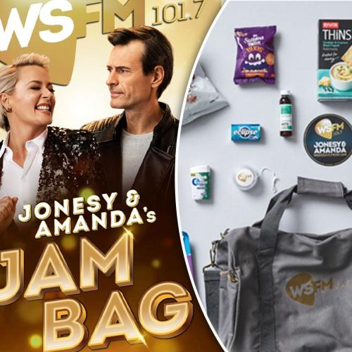 You Can Now Buy The Jonesy & Amanda JAM Easter Show Showbag Online
