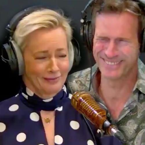 Jonesy & Amanda LOSE IT During Hilarious Interview With Jean-Claude Van Damme