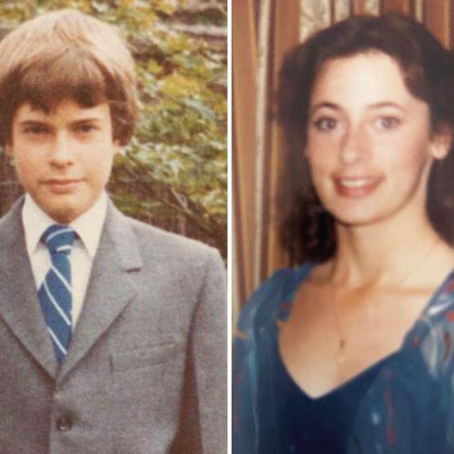 Amanda Keller And Brendan 'Jonesy' Jones Take A Look Back At Their High School Formals