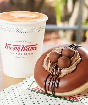 There Is Now A Maltesers x Krispy Kreme Collaboration And It's Incredible
