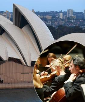 Sydney Opera House Will Broadcast Their Performances Online So You Can Get Fancy From Your Couch