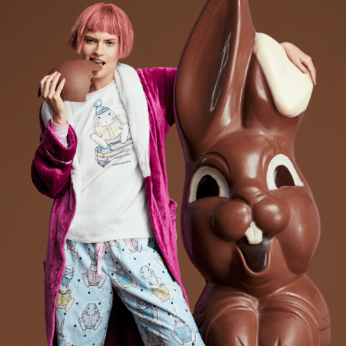 HOW EGG-CELLENT: Peter Alexander Has Released A Super Cute Easter Collection