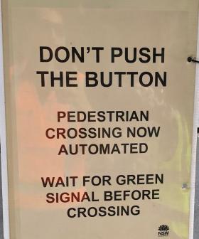 Automated Pedestrian Crossings Introduced In Sydney's CBD Amid Coronavirus Pandemic