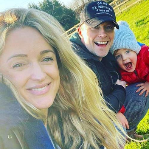 Ronan Keating And Wife Storm Keating Welcome Their Second Child Together, A Baby Girl