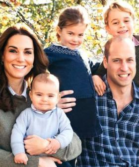 Prince George, Princess Charlotte And Prince Louis Send Thanks To All Health Workers
